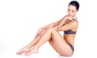 Leg Massage and Wrap, Hand and Feet Ritual Plus Express Facial for One or Two at Vspa