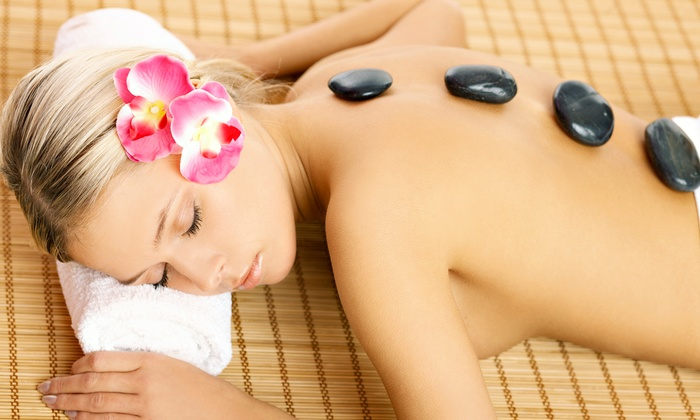 Supple Spa - Flatiron District: 60-Minute Hot-Stone Massage for One or 60-Minute Couples Aromatherapy Massage at Supple Spa (Up to 64% Off)