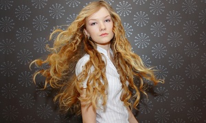 V'Fiery Elegance: Haircut and Style, Sew-In Extensions, or Extension Maintenance at V'Fiery Elegance (Up to 61% Off)