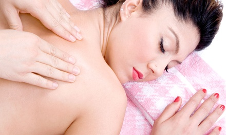 Deep-Tissue Massage with Optional Chiropractic Exam at Advanced Spinal Rehab and Wellness Center (Up to 92% Off)