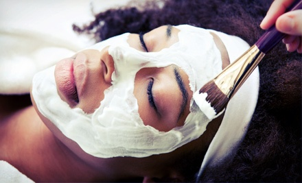 European Facial with Options for Hydradermie Eye Lift, Neck Lift, or Both at Beauté Neuve (Up to 65% Off)