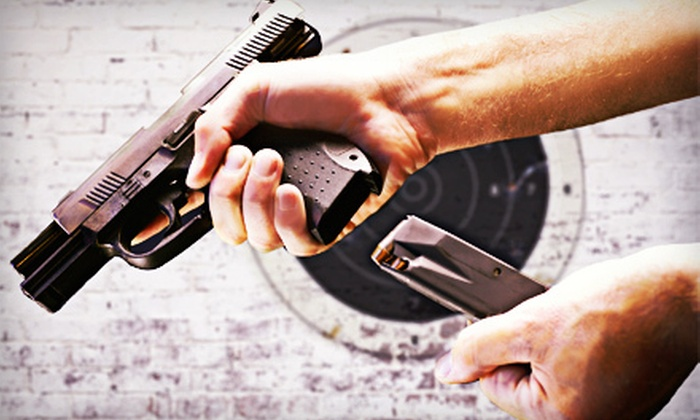 Ja-Co Enterprises - Brogden: $42 for a Concealed-Handgun Class at Ja-Co Enterprises (Up to $85 Value)