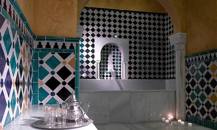Circuito spa rabe y masaje ba os rabes hotel maci - Hotel macia real de la alhambra banos arabes ...