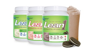 Lean1 Fat Burning Meal-Replacement Shake