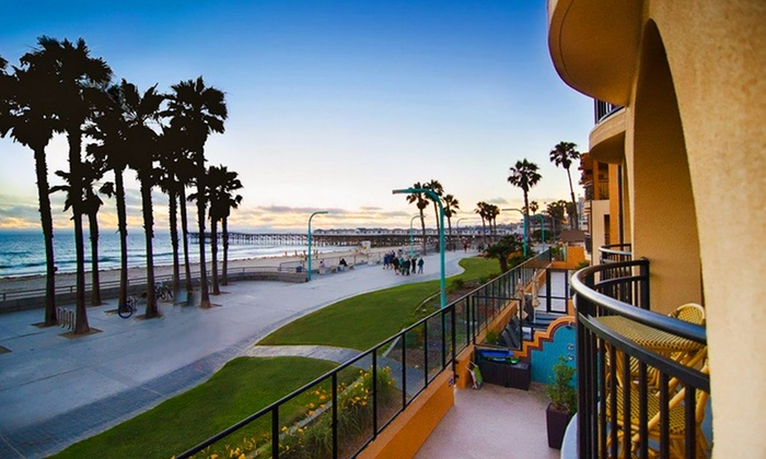 null - Las Vegas: Stay at Ocean Park Inn in San Diego, CA
