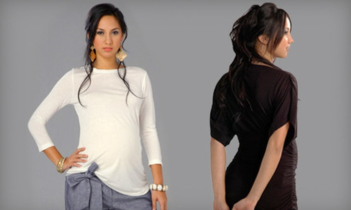 Urban Belly - East Village: $15 for $30 Worth of Maternity and Baby Apparel at Urban Belly