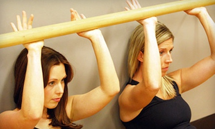 Studio 3 Fitness - Spring Hill: 5 or 10 BarreAmped Fitness Classes at Studio 3 Fitness (Up to 61% Off)
