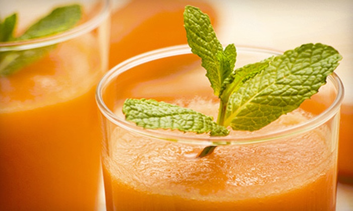 Fresh Mama - South West: $15 for $30 Worth of Smoothies and Vegan Café Food at Fresh Mama
