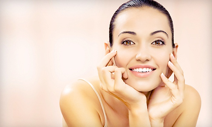 Aura Laser Skin Care - Multiple Locations: One, Two, or Three IPL FotoFacials and Microdermabrasion Treatments at Aura Laser Skin Care (Up to 89% Off)