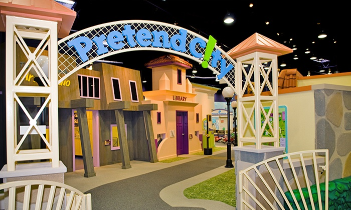 Pretend City Children's Museum - Irvine Research Center: General Admission for Two or Four to Pretend City Children's Museum (Up to 32% Off)