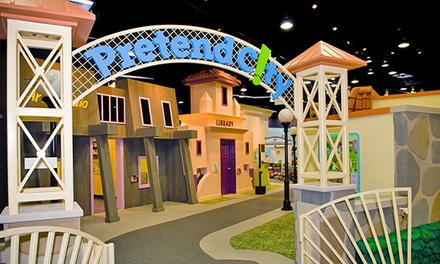 General Admission for Two or Four to Pretend City Children's Museum (Up to 32% Off)