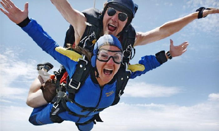 Skydance Skydiving - Davis: $99 for a 9,000-Foot Tandem Jump from Skydance Skydiving (Up to $159 Value)