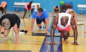 Camp DaveFiT: One or Two Months of Unlimited Boot-Camp or Fitness Classes at Camp DaveFiT (Up to 69% Off)