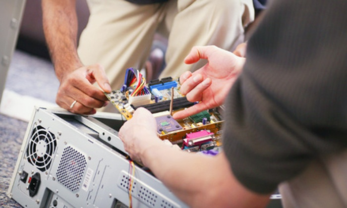 The PC Clinic - Asheville: $54 for $98 Worth of Computer Repair at The PC Clinic