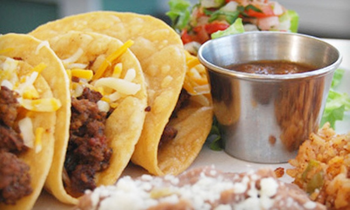 Zocalo Cafe - Old West Austin: $10 for $20 Worth of Mexican Fare at Zocalo Cafe