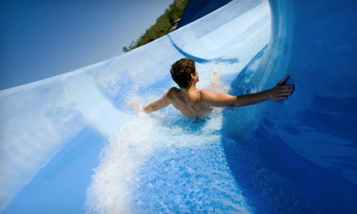 Splash House Water Park - Marion: All-Day Pass for Two or Four to Splash House Water Park in Marion (Up to 55% Off)