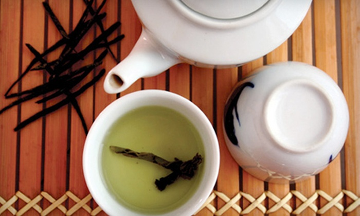 Tea Lovers Festival - Old Pasadena: Tea Festival Admission on Sunday, May 5 for Two or Four (Up to 56% Off)