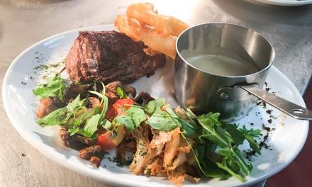 Fillet Steak Meal with Side