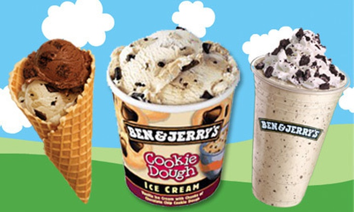 Ben & Jerry's - University Heights: Ben & Jerry's – $6 for Frozen Treats