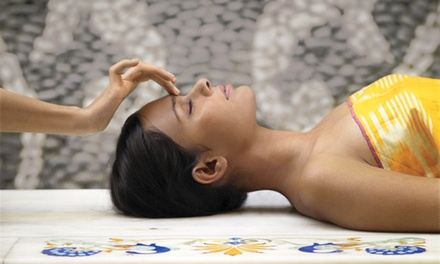 Aveda Spa Services at Lux Aveda Salon/Spa (Up to 55% Off). Two Options Available.