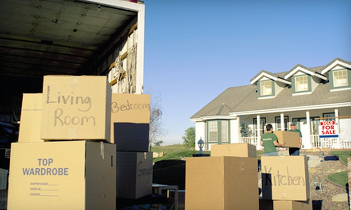 Stallion Moving Services - On Location: $89 for Two Hours of Moving Services from Stallion Moving Services (Up to $178 Value)