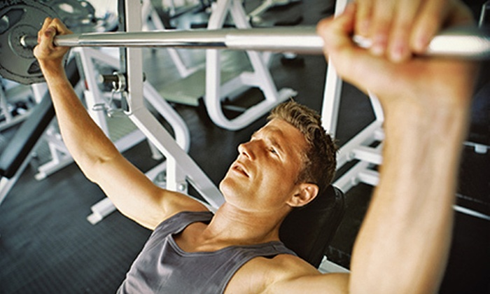 Fitness SF - Multiple Locations: $39 for a One-Month Gym Membership and One Personal-Training Session at Fitness SF ($199 Value)