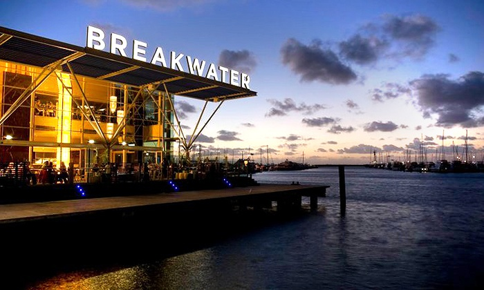 The Breakwater - The Breakwater: $89 Tapas Plate and Bottle of Moët & Chandon For Two People at Award-Winning The Breakwater, Hillarys ($180 Value)