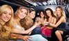 Just Breezing Party Bus & Limo: $149 for a Three-Hour Limo Rental for Up to Eight from Just Breezing Party Bus ($399 Value)