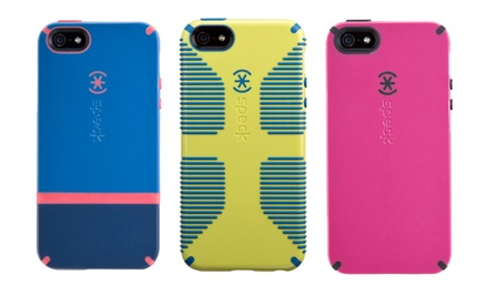 Speck CandyShell Case for iPhone 5/5s. Multiple Styles Available. Free Returns.