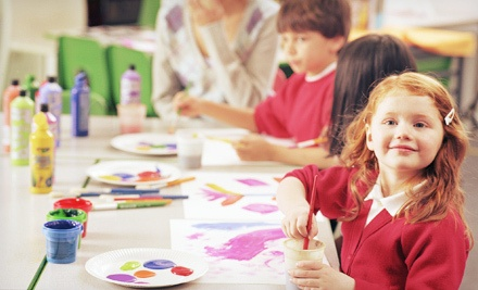 1 Painting or Clay-Sculpture Class for 1 (a $20 value) - Lets Art Canada in London