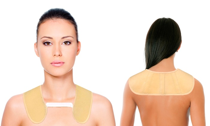 Infrared Therapeutic Shoulder Support Wrap: Infrared Therapeutic Shoulder Support Wrap. Free Returns.