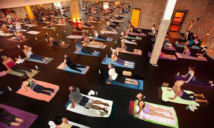 Anuttara Yoga Shala - Deerfield Beach: 10 or 20 Yoga Classes, or Six Months of Unlimited Classes at Anuttara Yoga Shala (Up to 75% Off)