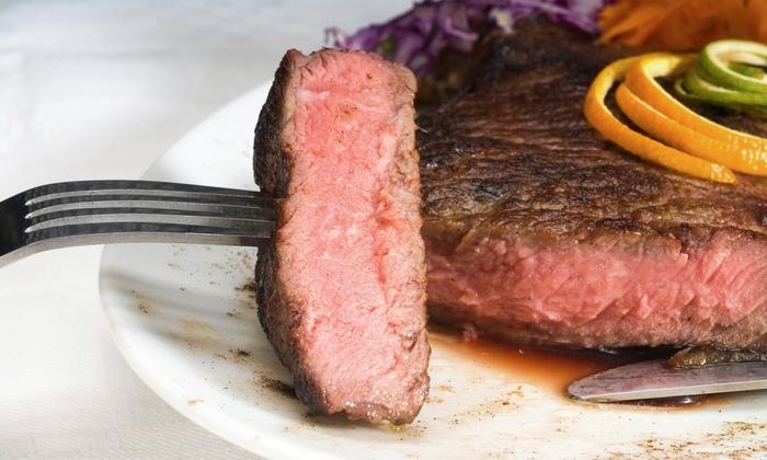 Day & Night Firewood Steakhouse - Markham: C$69 for Five-Course Dinner for Two at Day & Night Firewood Steakhouse (C$140 Value)