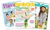 """Blue Dolphin Mother's Magazines: Subscription to """"Parents,"""" """"Family Circle,"""" or """"FamilyFun"""" from Blue Dolphin Mother's Magazines (Up to 65% Off)"""