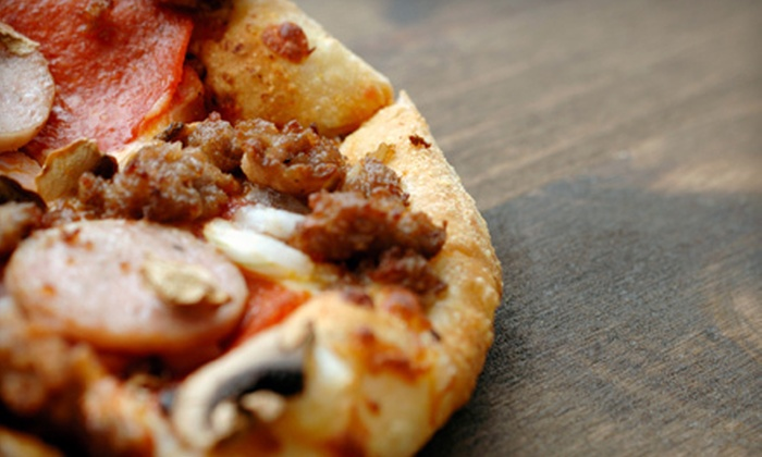 Papa Luigi's Pizza II - South Milwaukee: $20 Worth of Italian Food and Bowling