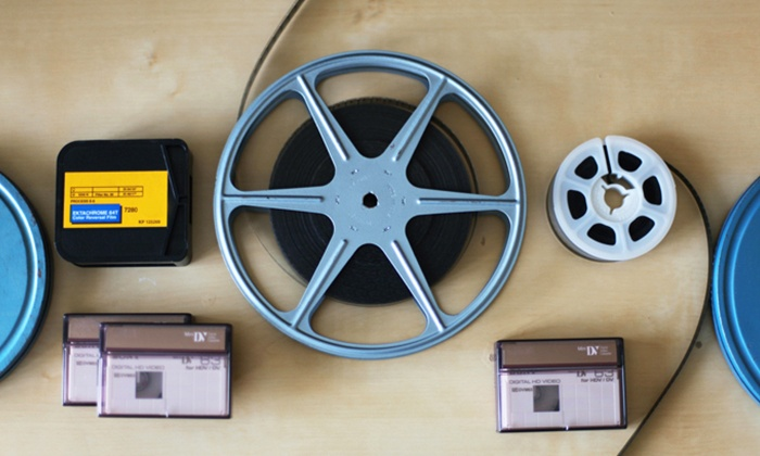 Cinefone - Danville: Video or Film Transfer at Cinefone (50% Off). Two Options Available.