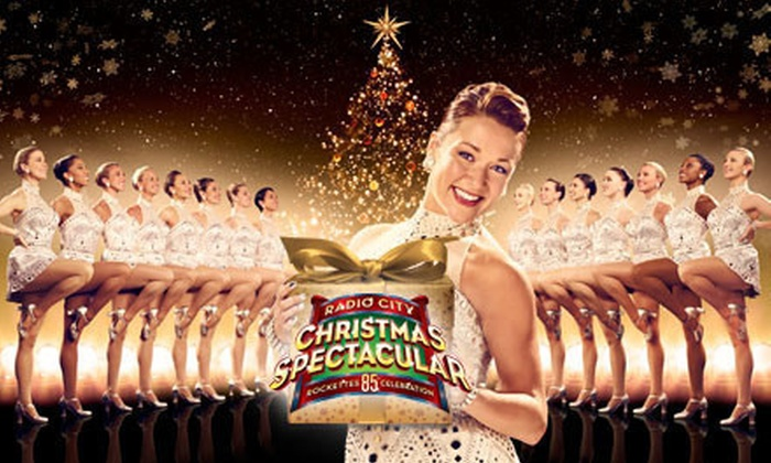 "Radio City Christmas Spectacular Starring the Rockettes - The Theater at Madison Square Garden: ""Radio City Christmas Spectacular"" Starring the Rockettes at Radio City Music Hall (Up to Half Off)"
