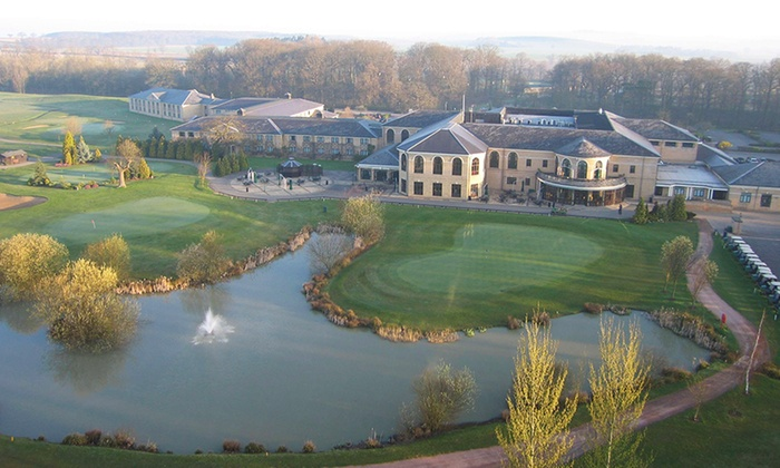 Groupon Spa Day Lincolnshire