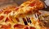 Pizza inkl. Getränk