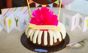 Nothing Bundt Cakes Huntsville: $13 for $20 Worth of Baked Goods at Nothing Bundt Cakes