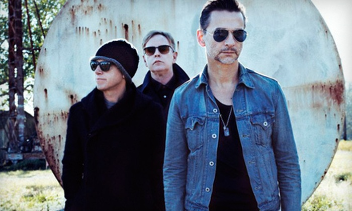Depeche Mode: The Delta Machine Tour - East Lake-Orient Park: Depeche Mode at Live Nation Amphitheatre at the Florida State Fairgrounds on Saturday, September 14 (Up to $38 Value)