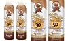 2-Pack of Australian Gold Sheer Coverage Sunscreen with Kona Bronzer: 2 Pack - Australian Gold Sheer Coverage Sunscreen. Multiple Varieties.