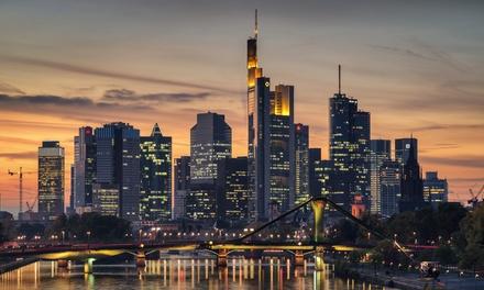 Frankfurt: 12 nachten voor 13 pers. incl. ontbijt en welkomstdrankje in Favored Hotel Plaza Frankfurt