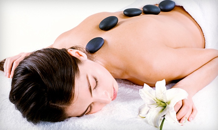 Slender Wrap Inc - Hixson: One or Two 60-Minute Therapeutic Massages or One 60-Minute Hot-Stone Massage at Slender Wrap Inc (Up to 52% Off)