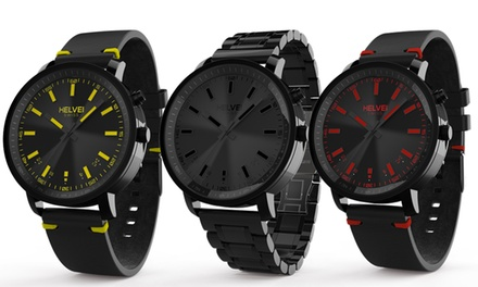 Smartwatch Synq Time Helvei disponibile in 3 colori