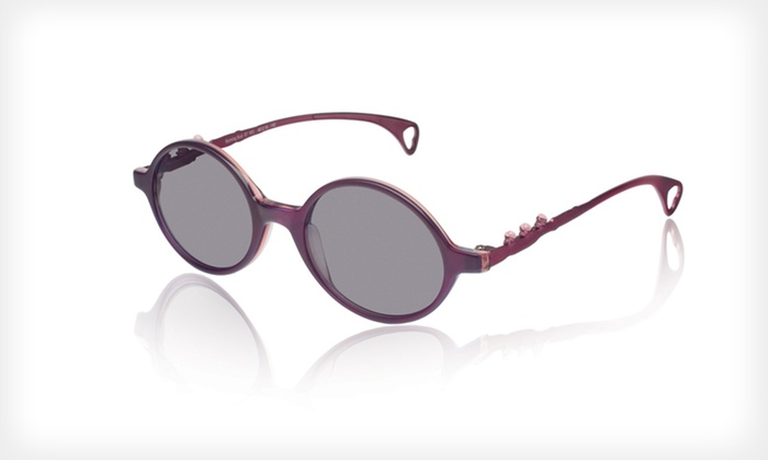 Burning Bud Sunglasses: $39 for Burning Bud Sunglasses by Betsey Johnson ($335 List Price)