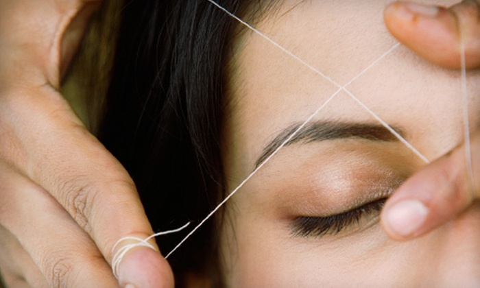 Beautyworks - Edgewood: Three or Six Eyebrow Threadings or Eyebrow Threading with Lash or Brow Tinting at Beautyworks (Up to 72% Off)
