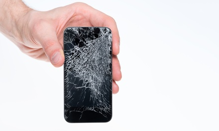 iPhone, iPad, Galaxy, or Computer Repair at Angels Repair Center (50% Off). Six Options Available.