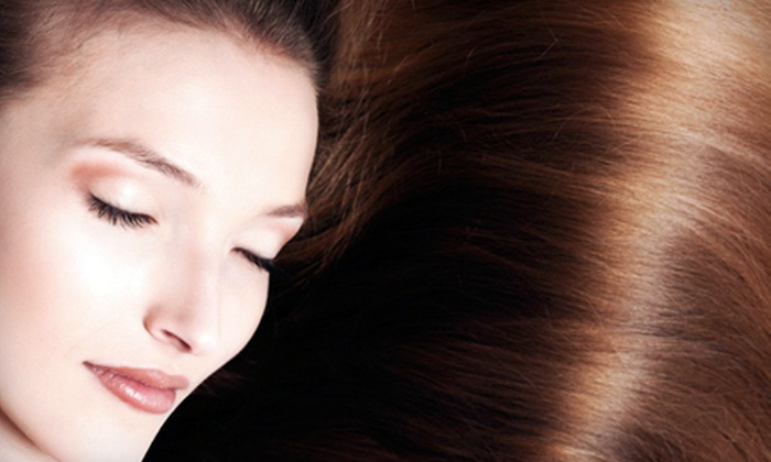 Etual by Larisa Beauty Salon & Spa - Los Angeles: $119 for Brazilian Blowout and Haircut at Etual by Larisa Beauty Salon & Spa in Tarzana ($300 Value)