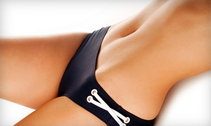 ABS Clinic - Aesthetic Body Sculpture Clinic: Four or Eight Synergie AMS Cellulite Treatments at ABS Clinic (Up to 72% Off)